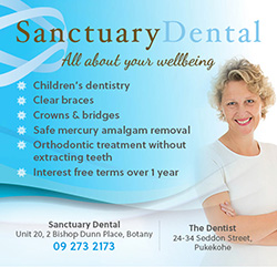 Sanctuary Dental Advertorial